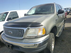 EXPEDITION FORD 1999 rangé 37B CHEZ KENNY U-PULL