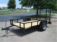 NEW 2015 GATOR Utility Trailer 5 x 10