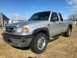 2008 Mazda B4000 SE 4x4 (Ford Ranger) low kms $10995