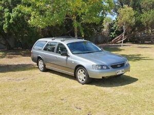 2003 Ford Falcon BA XT 4 Speed Auto Seq Sportshift Wagon Windsor Gardens Port Adelaide Area Preview