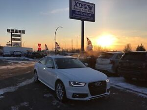 2016 Audi A4 2.0T QUATTRO $229 bi-weekly APPLY NOW DRIVE NOW