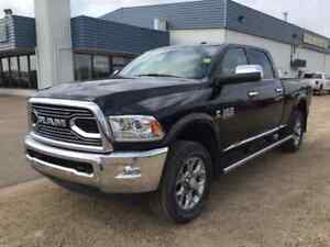 2017 Ram 3500 Longhorn BLOWOUT PRICE/7 YR WARRANTY