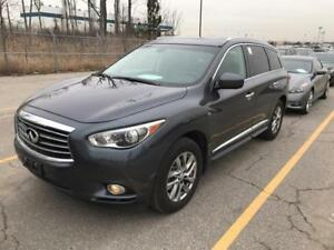 2014 INFINITI QX60 NAVIGATION-360 DEGREE CAMERA-ONLY 104KM