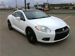 2012 Eclipse GT, SPRING IN COMING... AWESOME CAR.. WE FINANCE