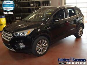2018 Ford Escape Titanium $234 Bi-Weekly OAC