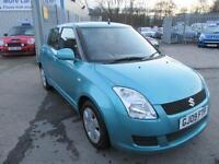 2009 09 SUZUKI SWIFT 1.3 GL 5D 91 BHP