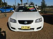 2013 Holden Commodore VE II MY12.5 Omega Sportwagon White 6 Speed Sports Automatic Wagon Mount Druitt Blacktown Area Preview