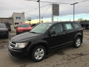 2018 Dodge Journey Canada Value Pkg