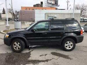 2006 Ford Escape XLT-Low Kms for the age-Alloys-Certified
