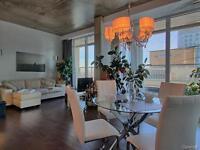Penthouse meublé avec terrasse privée