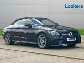 image for 2019 Mercedes-Benz C Class C220D Amg Line Premium 2Dr 9G-Tronic Auto Cabriolet D
