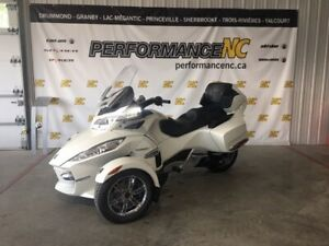 2012 Can-Am SPYDER RT LTD SE5