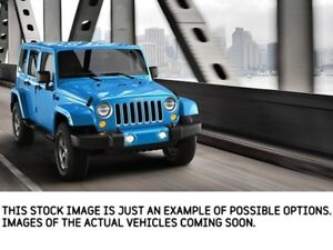 2019 Jeep Wrangler Unlimited New Car Sahara JL|DualTop,AdvSafety