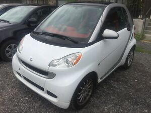 2011 smart fortwo Pure