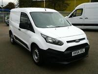 Ford Transit Connect T200 1.6 Tdci 95Ps Connect DIESEL MANUAL WHITE (2014)