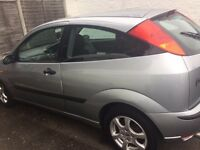 Good Condition Ford Focus Hatchback 2002 1.6 for Sale