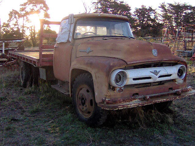 Wanted Old Ford Truck 1956 Car 1930s 1966 F100 F500 F600