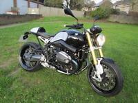 BMW R NINET MOTORCYCLE