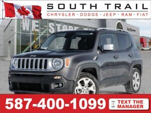 2017 Jeep Renegade Limited CALL TAYLOR 2 587-400-0720
