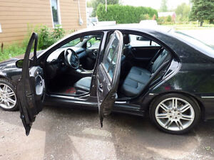 All Wheel Drive Top Clean 2007 Mercedes C280 *Advantage* 4 MATIC