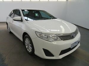 2012 Toyota Camry ASV50R Altise Diamond White 6 Speed Automatic Sedan Albion Brimbank Area Preview