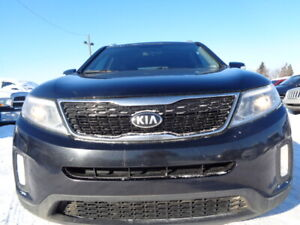 2015 KIA SORENTO GDI-4WD-2.4L 4 CYL-HEATED SEATS-ONE OWNER