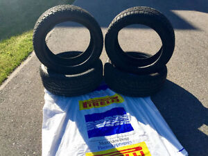 Winter Tires: Set of 4 Pirelli 205/50 R17 - 95+% tread remaining