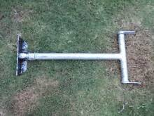 LADDER RACK (ALLOY) for NUDGE BAR.   BA== BF FORD. Wurtulla Maroochydore Area Preview