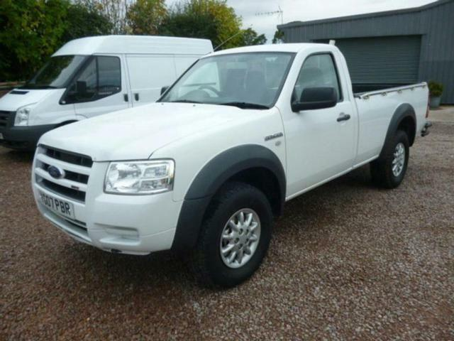 ford ranger super cab 2 5 2dr diesel manual 2007 in annan dumfries and galloway gumtree. Black Bedroom Furniture Sets. Home Design Ideas