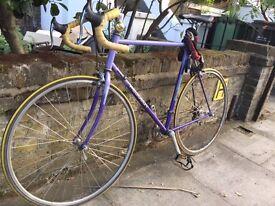 Beautiful Old-School Race Bike