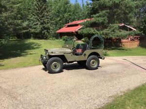 Willys Jeep 1948 - CJ2A