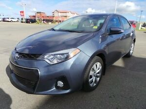 2015 Toyota Corolla S/SPORT Heated Seats,  Back-up Cam,  A/C,