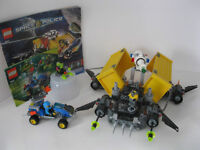 LEGO #5972 - Space Police - LEGO Alien Conquest #7050