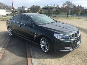 2013 Holden Commodore VF SS-V Redline Green 6 Speed Manual Sedan Invermay Launceston Area Preview