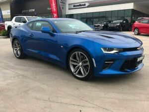 2018 Chevrolet Camaro MY18 2SS Blue 8 Speed Sports Automatic Coupe Muswellbrook Muswellbrook Area Preview