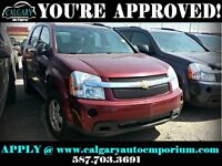 2008 Chevrolet Equinox $99 DOWN EVERYONE APPROVED