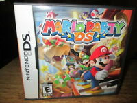 ***NINTENDO DS MARIO PARTY COMPLETE/TESTED!!!***