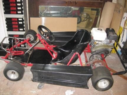 Go kart - as new condition Wembley Cambridge Area Preview