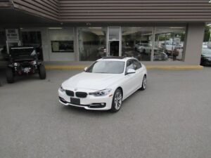 2015 BMW 3 Series SPORT WITH COLLISION PREVENTION