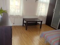 Bills Included Modern Double Studio Flat To Rent Separate Kitchen Furnished Wood Green Turnpike Lane