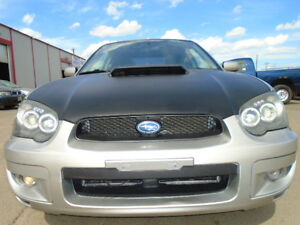 2005 Subaru Impreza WRX TURBO--AWD--SUNROOF--HEATED SEATS