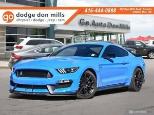 2017 Ford Mustang Shelby GT350 - Grabber Blue - Heat/Cool seats