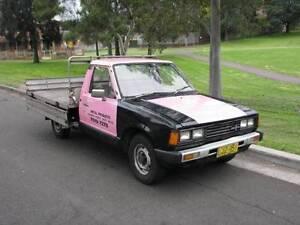 1981  Datsun 720 ute Nissan Marrickville Marrickville Area Preview