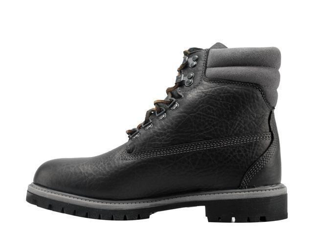Timberland Men's 6-Inch Premium 640 Below Waterproof Black Limited Boots A1M98