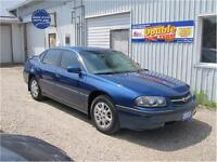 2003 Chevrolet Impala|ONLY 123KM| MUST SEE| WELL MAINTAINED