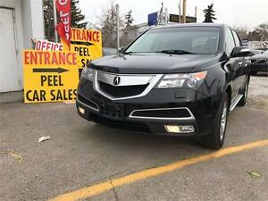 2011 Acura MDX|BLACK ON BLACK|ACCIDENT FREE|AWD|