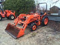 Kubota L235DT Tractor