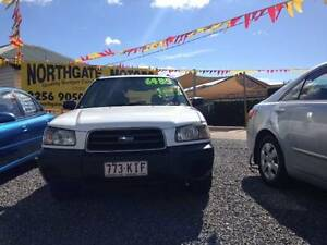 2005 Forester Wagon *CLEAN & COMFORTABLE* Northgate Brisbane North East Preview