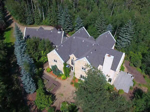 SPECTACULAR COUNTRY HOME-ONLY 20 MIN TO WEM Edmonton Edmonton Area image 1