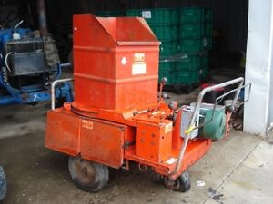 Agri Metal Bale Chopper